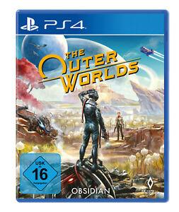 Outer Worlds PS4 für 37,89 EUR bei Filialabholung Media Markt über Ebay