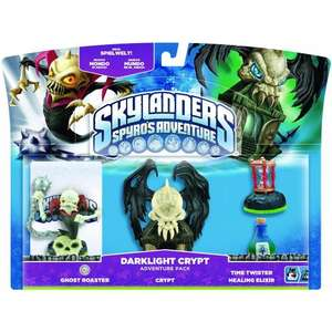 Skylanders: Spyro's Adventure - Adventure Pack Darklight Crypt @Amazon für 19,99€