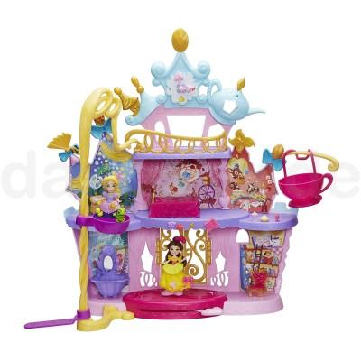 Hasbro Disney Prinzessin Little Kingdom Erlebnisschloss Spielset