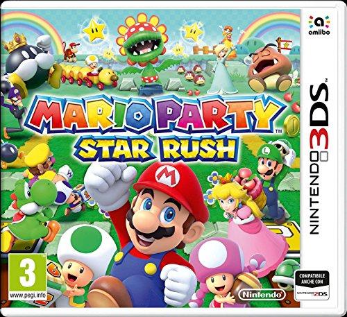 Mario Party: Star Rush (3DS) für 13,78€ (Amazon IT)