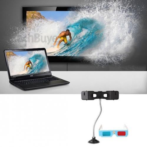 Coole 3D Stereoscope Brille für iPad 4/3/2/1, Laptops, Tablets um 14,76€