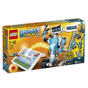 Lego Boost 17101 Programierbares Robitic-Set