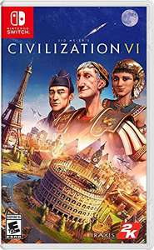 Sid Meier's Civilization VI (Switch) für 22,85€ (Amazon US)
