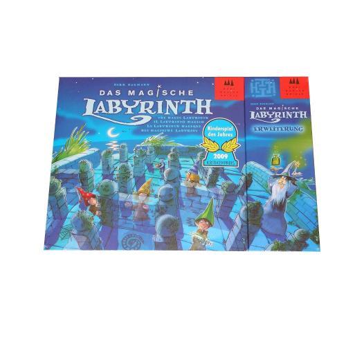 Offline Real [lokal Bremen?!]: Das magische Labyrinth. Kinderspiel des Jahres 2009 (inkl. Erweiterung)