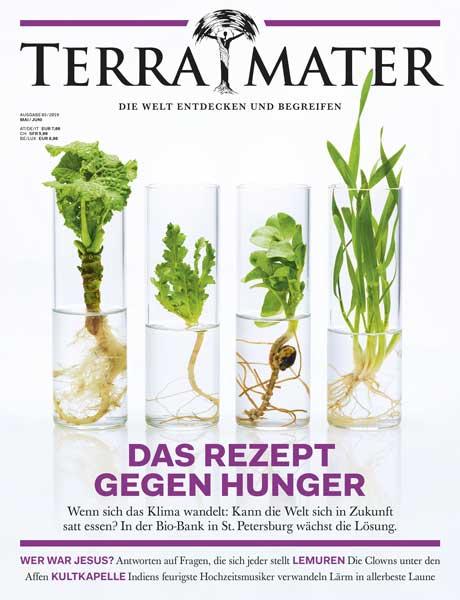 Terra Mater Abo (6 Ausgaben) mit Rabatt für 12,- €