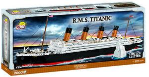 [eBay Media Markt] Cobi (1918) R.M.S. Titanic Limited Edition