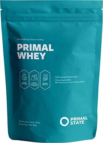 PRIMAL WHEY Proteinpulver [Irische Weidehaltung] Neutral 760g