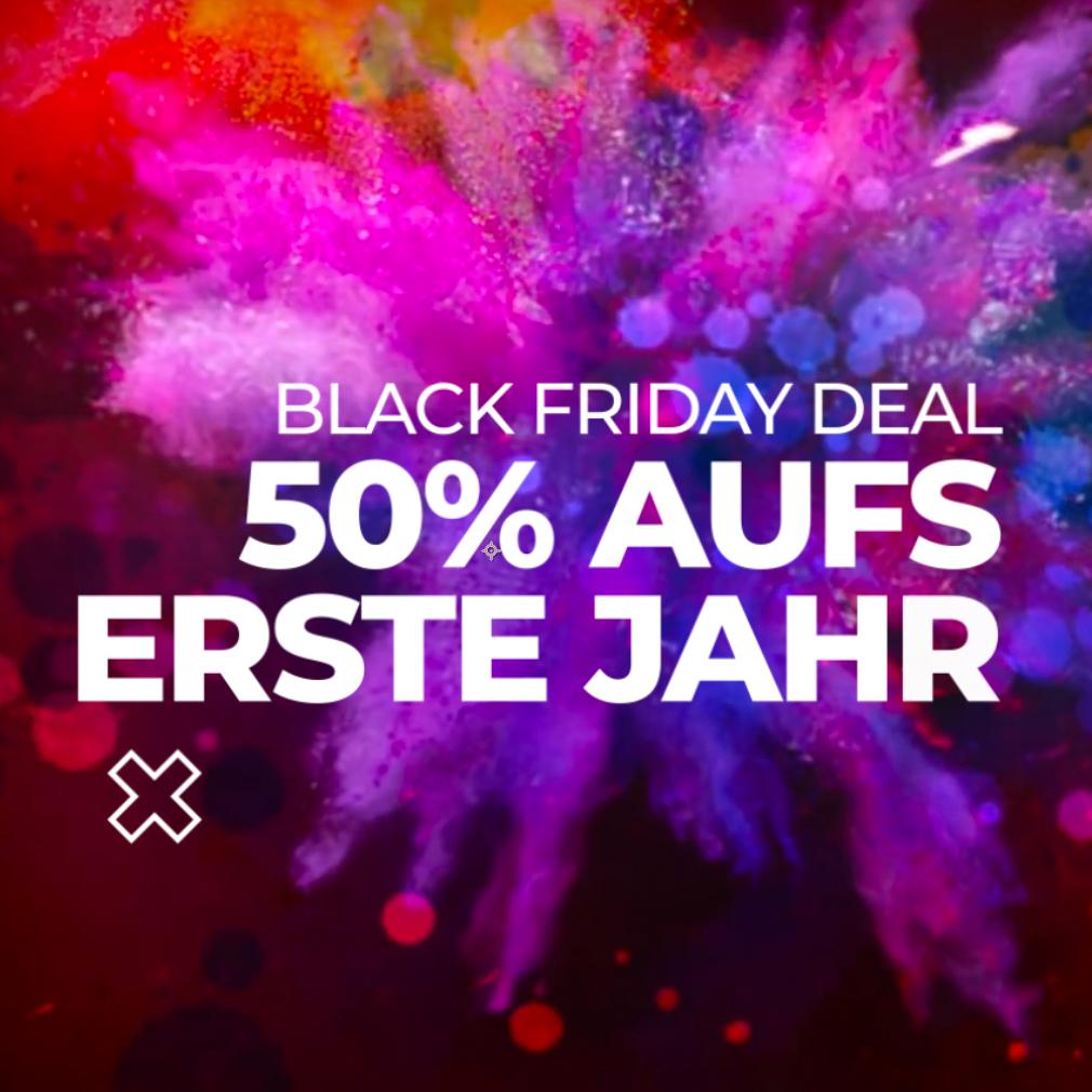 Black Friday Deal bei Pages.ch: 1 Jahr Website Builder für nur 45€ inkl. Hosting & SSL Verifizierung