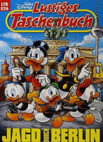 Lustiges Taschenbuch Abo (13 Ausgaben) für 97,50 € mit einem 70 € Amazon- oder BestChoice-Gutschein / 75,-€ Otto-Gutschein + 50° Payback