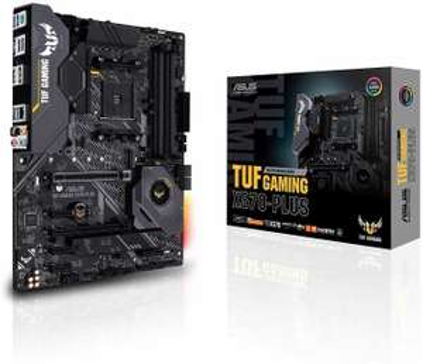 Asus TUF Gaming X570-Plus ATX Mainboard - Sockel AM4 (Amazon)