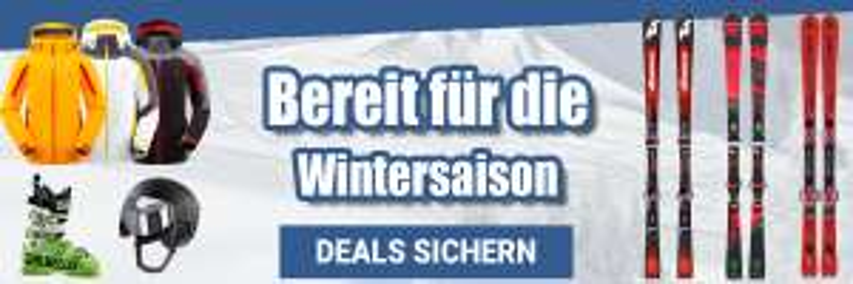50% Rabatt auf alle Artikel im Shop - Ebikes, Ski, Schuhe