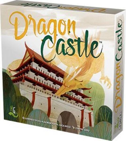 Dragon Castle (Brettspiel) mit Code BLACK15