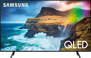 Samsung GQ75Q70RGT - 2019er QLED mit HDR 1000, Direct Full Array, Quantum Dots, Bixby, Alexa uvm. + Gratis Galaxy A80