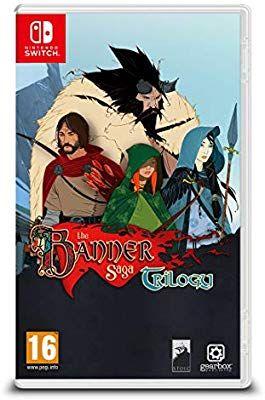 The Banner Saga Trilogy(Switch) [Amazon.es]