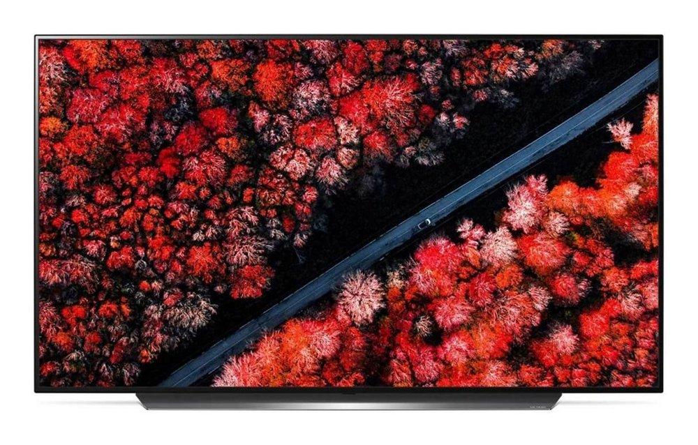 LG OLED55C97LA Fernseher mit Gutschein bei Rakuten