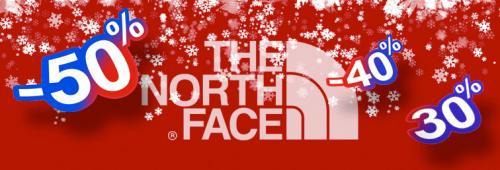 bis zu 50% auf The North Face bei globetrotter