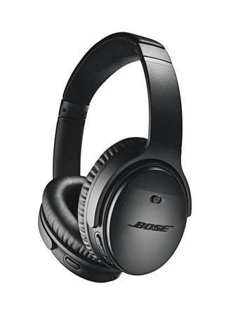 (Expert Technoland und Bening) BOSE QuietComfort® 35 wireless II schwarz Bügelkopfhörer