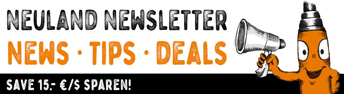 (Fast) Kostenlose Flipchartmarker und viele Büroartikel mehr vom Marktführer neuland.com