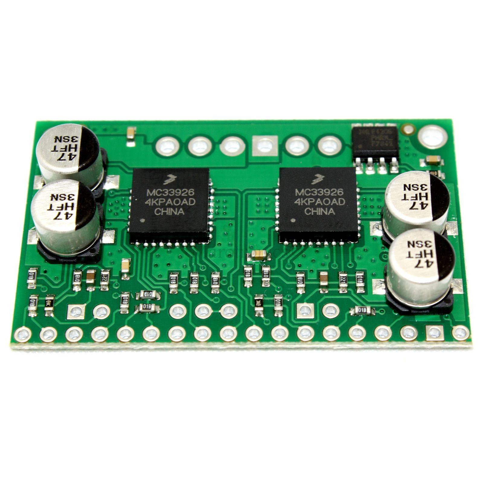 Dual MC33926 Motortreiber 19,99 (versandkostenfrei) / 8fach Relais für Erweiterung Homematic 5,89