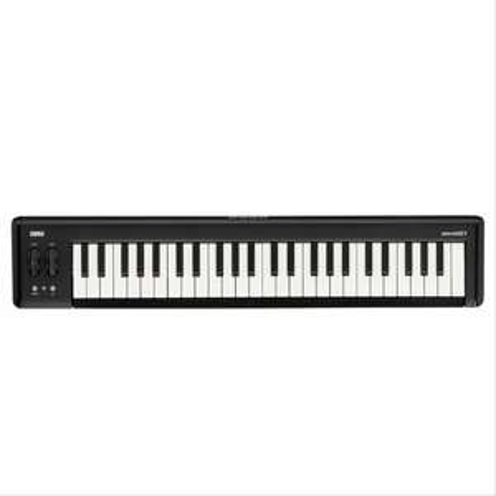 Korg Microkey Air 49: MIDI-Keyboard (49 Tasten, Pitch-/Bendrad, Modulationsrad, Dämpferpedal Anschluss)