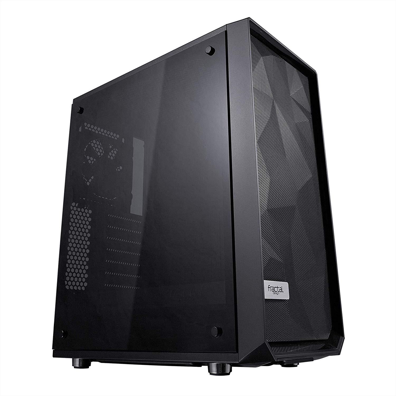 [NBB   Ohne Paydirekt 78,39€] Fractal Design Meshify C - Dark TG   PC-Gehäuse (Verfügbar in 2-4 Tagen)