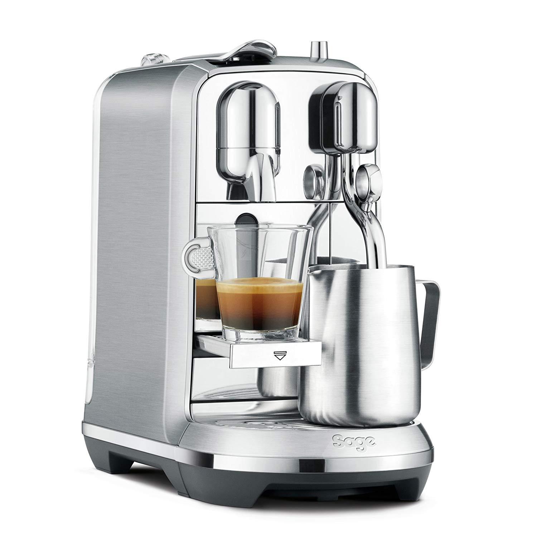 Nespresso Creatista Plus (Black Friday)