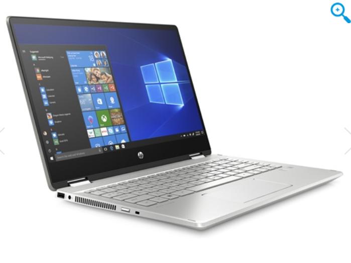 """HP Pavilion x360 14"""" Full HD TOUCH / i5-10210U / 8 GB SDRAM / 1TB HDD + 256 GB SSD / NVIDIA® GeForce® MX130 / Win10"""