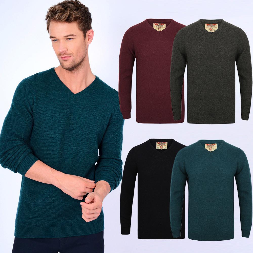 Pullover Deal bei Tokyo Laundry: Klassiver V-Neck Pullover (80% Lammwolle) in vier Farben für jew. 11,99€ zzgl. Versand