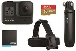 GOPRO HERO8 Black Holiday Bundle Action Cam (Amazon.co.uk)