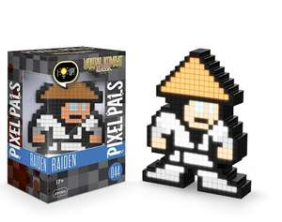 Pixel Pals - Mortal Kombat Raiden für 6,99€ (GameStop)