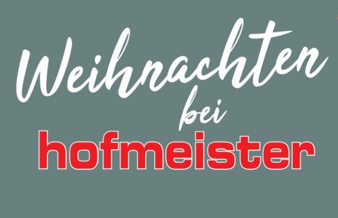 Hofmeister Weihnachts Coupons online und offline