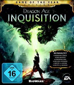 Dragon Age Inquisition - Game of the Year Edition (Origin Code) für 7,19€ (Voidu)