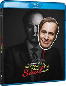 Better Call Saul - Staffel 4 (Blu-ray) für 13,86€ (Amazon.fr)