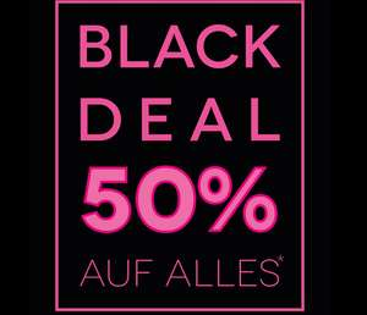 Black Week 50% im Colloseum OnlineShop Black Deal Rabatt Damen Kleidung