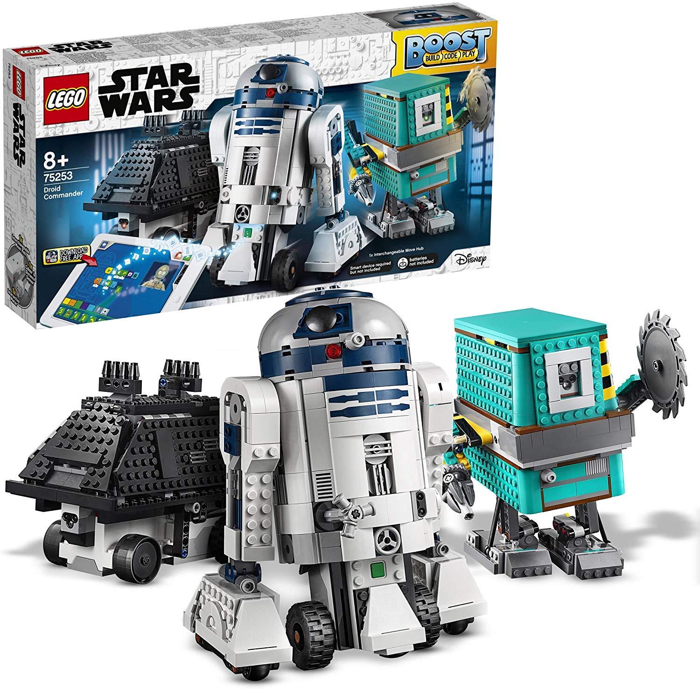 [Amazon.uk] LEGO Star Wars Boost Droide (75253) für 117 € inkl. Versand nach Deutschland
