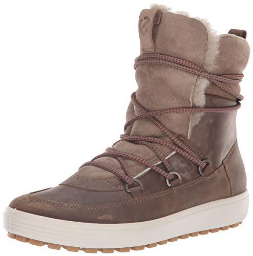 ( Amazon ) Gr.39-43 ECCO Damen Womens Soft 7 Tred Mid Hohe Stiefel