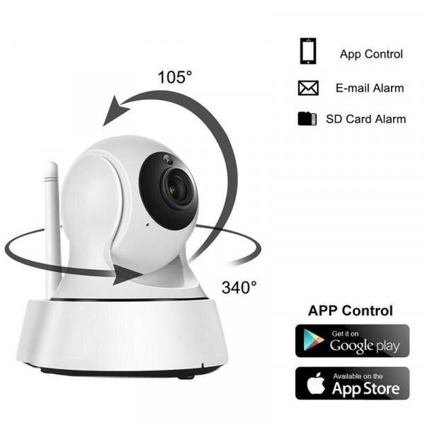 Mini IP Kamera 1080P WiFi Überwachungskamera