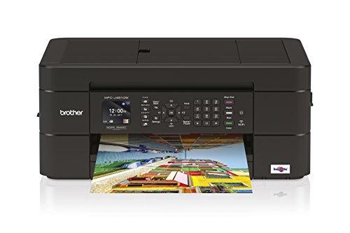 Brother MFCJ491DWG1 4-in-1 Tinten-Multifunktionsgerät