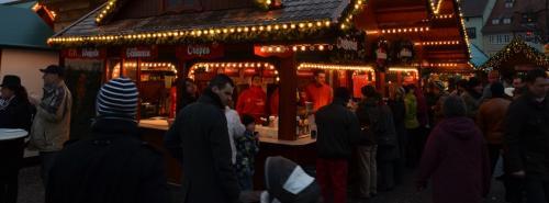 Gratis Glühwein (für FB-Fans) auf dem Erfurter Weihnachtsmarkt