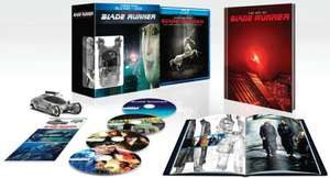 (UK) Blade Runner: 30th Anniversary Special Edition (3 Discs) (mit UltraViolet) (Blu-ray) für €21.99 @ play