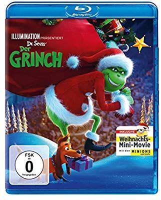 Sammeldeal z.B Der Grinch (2018) - Weihnachts-Edition 9,97€ & Alvin & die Chipmunks 1-4 14,98€ uvm.. [Amazon Prime]