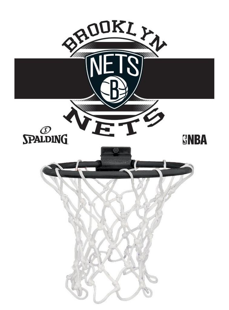 Spalding NBA MINIBOARD BROOKLYN NETS