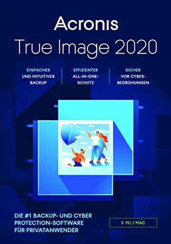 [AMAZON + NBB] Acronis True Image 2020 DE (3 Geräte)