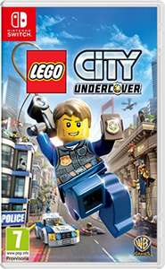 Lego City: Undercover (Switch) für 20,59€ (Amazon IT)