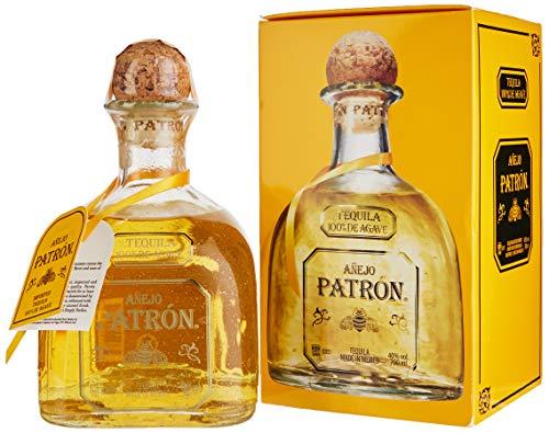 Patrón Añejo Tequila (0,7l 40%) / Don Julio Añejo (0,7l 38%) / Patrón Silver (0,7l 40%)