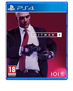 Hitman 2 (PS4 & Xbox One) für je 18,66€ (Amazon ES)