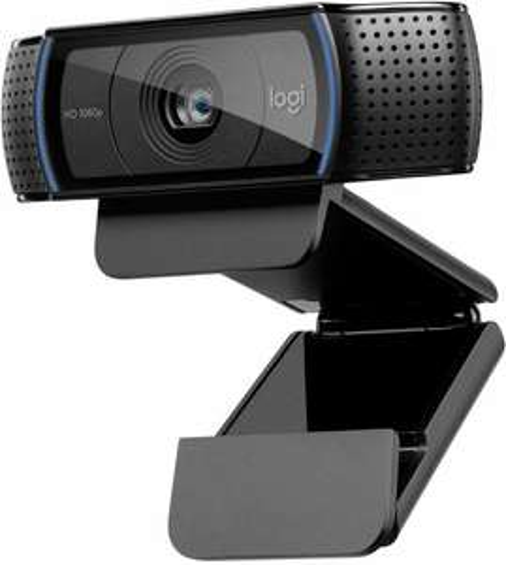 Logitech HD Pro C920 Webcam - USB, Full HD (Amazon UK)