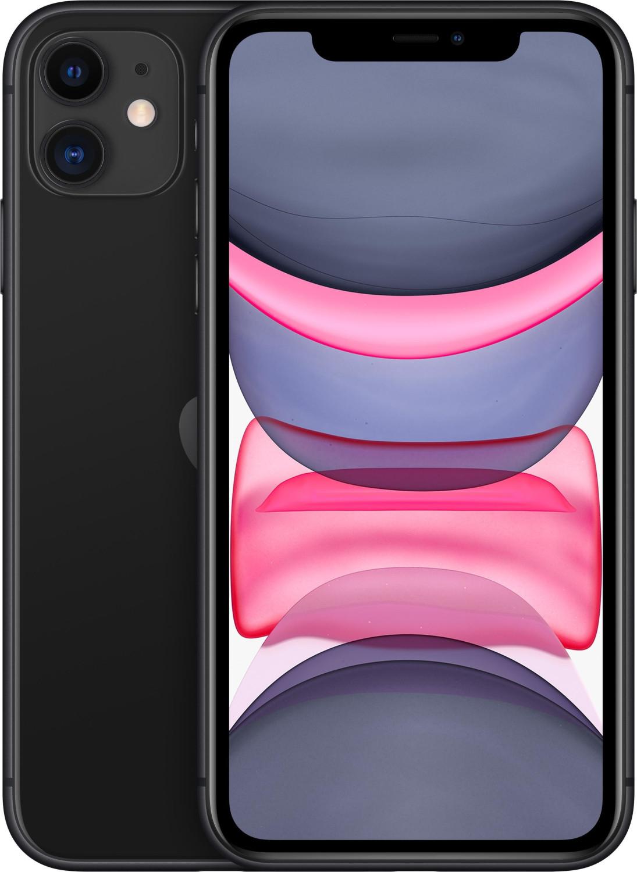 Apple iPhone 11 64GB schwarz für 666,75€ inkl. Versandkosten