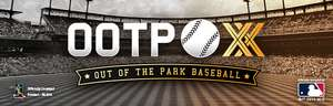 OOTP 20 (Out of the Park Baseball 20)