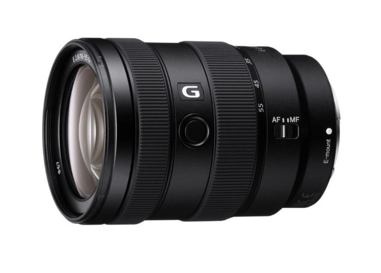 Sony SEL E 16-55 f2.8 G